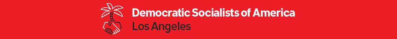 DSA Los Angeles Logo